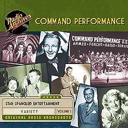 Command Performance, Volume 1