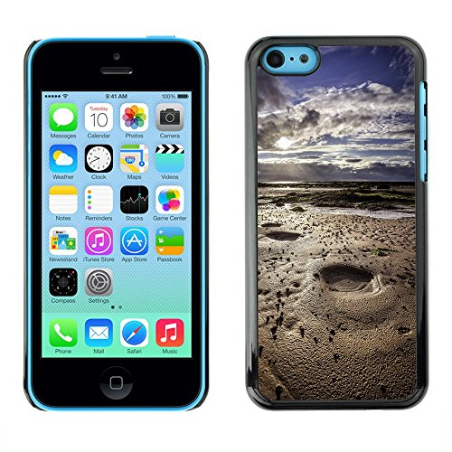 Premio Sottile Slim Cassa Custodia Case Cover Shell // F00002767 paysage // Apple iPhone 5C