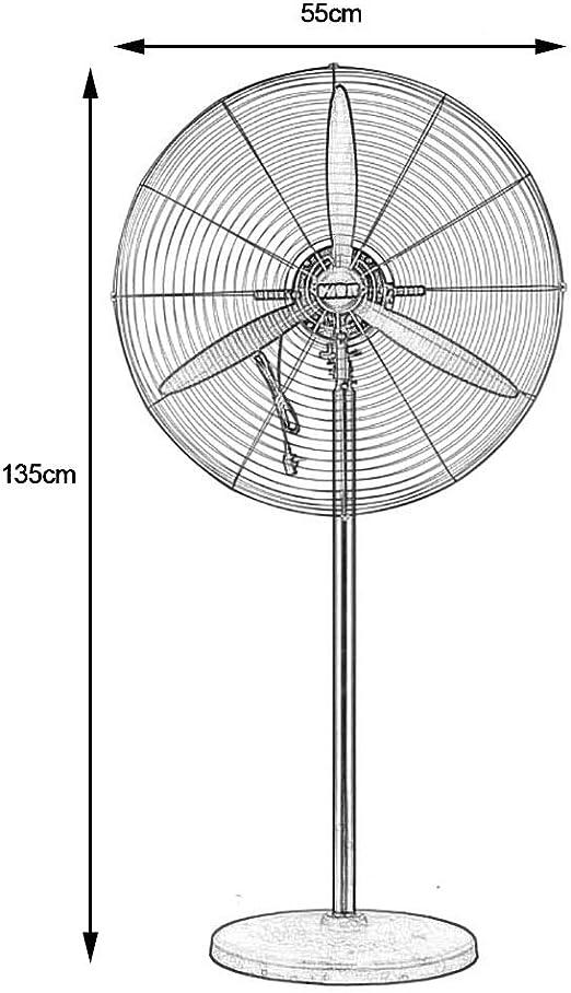 XN Fan Ventilador De Pie para HuracáN - 3 Aspas | Pro Series ...