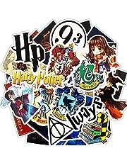 SetProducts Najlepsze naklejki! Zestaw 30 naklejek Harry'ego Pottera – naklejki HD winylowe – niewulgarne – moda, styl, bomba, film – personalizacja laptopa, bagaż, motocykl, rower, deskorolka