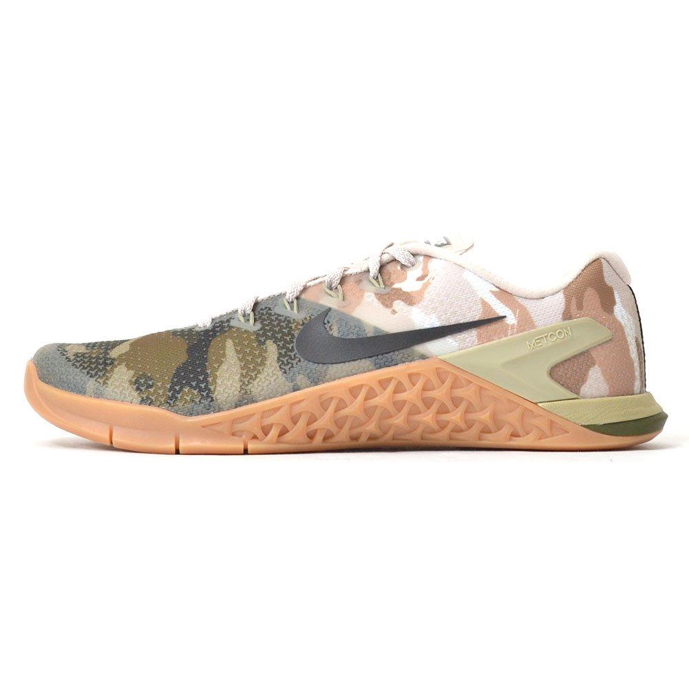 NIKE Men's Metcon 4 Training Shoes B0789SM1WQ 10 D(M) US|Grey/Camo