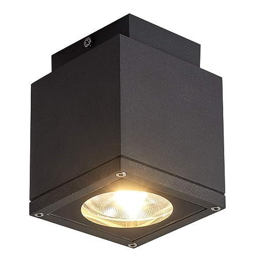 Dr.lazy 15W LED Focos de exterior,Focos para el techo ...