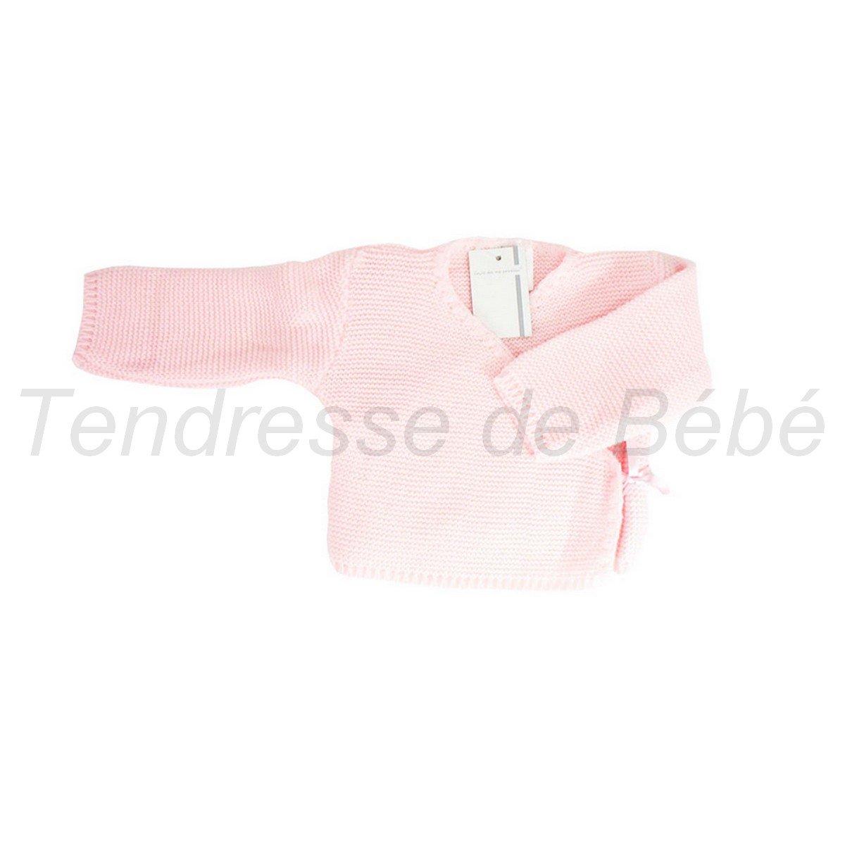 Rose Brassi/ère Cache C/œur 0 Mois Naissance