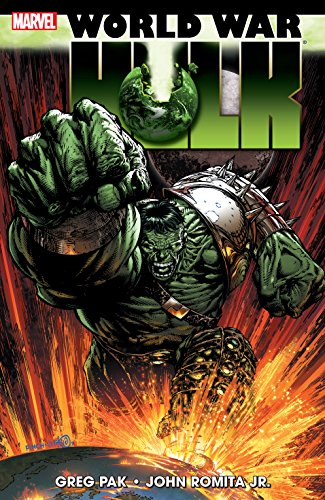 David Finch Cover - Hulk: World War Hulk
