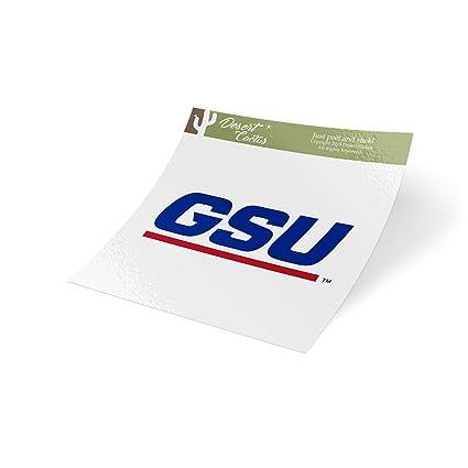 Amazon com: Georgia State University Design #2 Sticker Vinyl
