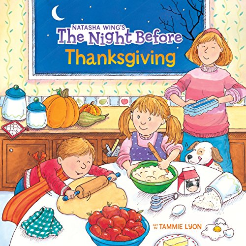 The Night Before Thanksgiving -