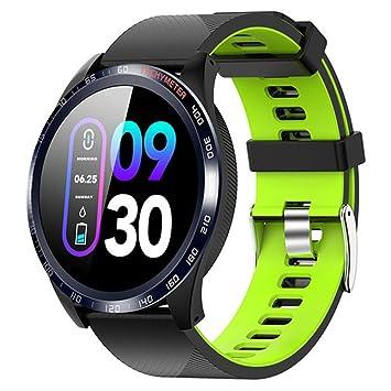 DLIBIG Smartwatch Reloj Inteligente Pantalla Táctil Completa ...