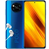 "Poco X3 NFC - Smartphone 6+128GB, 6,67"" FHD+ Punch-Hole Display, Snapdragon 732G, 64MP AI Penta-Camera, 5160mAh, Cobalt…"