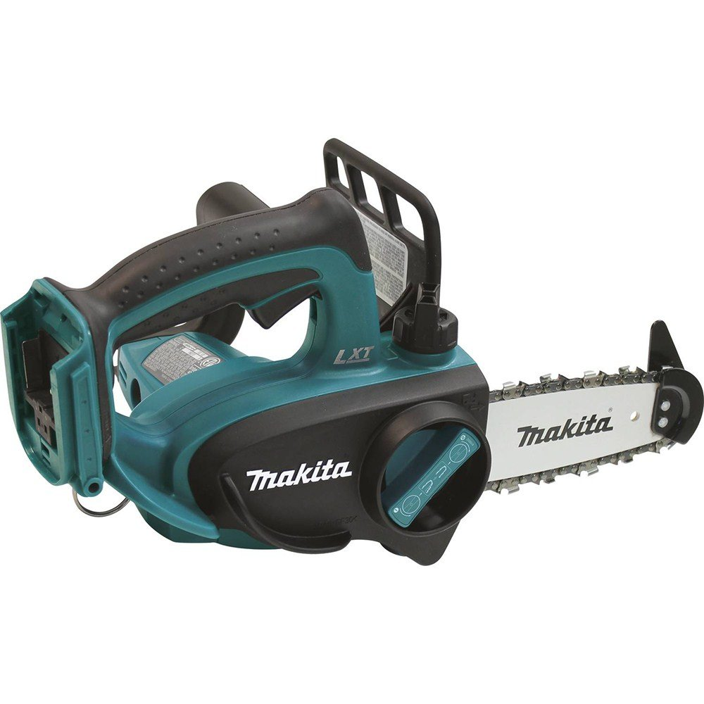 Makita XCU01Z 18V LXT Lithium-Ion Cordless 4-1/2 Chain Saw, Tool Only