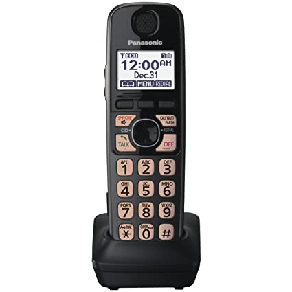 amazon com panasonic kx tga470b extra handset for 47xx series rh amazon com Panasonic Cordless Phone User Manual Panasonic Kx- Tg444sk