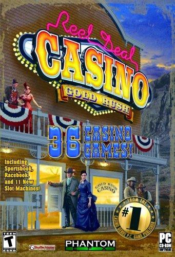 Reel Deal Casino Gold Rush - PC