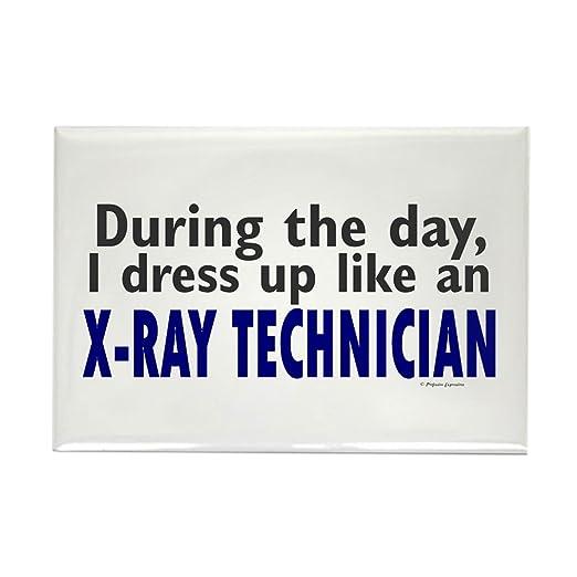 CafePress – vestido Up como una radiografía técnico – rectangular ...