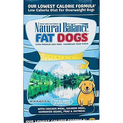 Natural Balance Fat Dogs Dry Dog Food