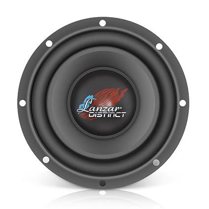 amazon com lanzar 10 u201d car subwoofer speaker for audio stereo rh amazon com Lanzar Audio Lanzar Speakers