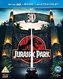 Jurassic Park (3D+2D+Uv) [Blu-ray]