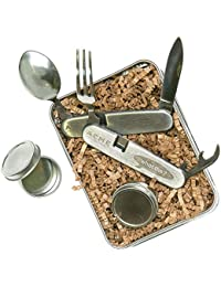 Want ACME Party Box Company Gourmet Camping Utensil Gift Set lowestprice