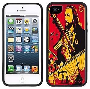 Republican Jesus Handmade iPhone 5C Black Case
