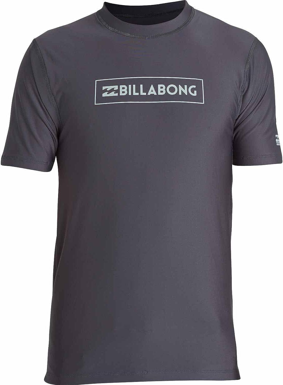 Billabong Men's All Day Unity Short Sleeve Wetshirt