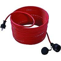 Bachmann 343.370 - Cable alargador para cortacésped (25