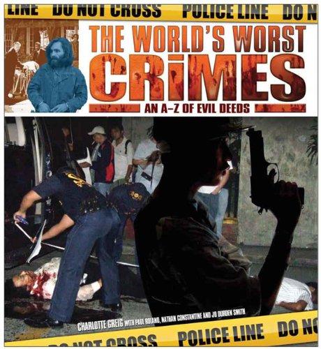 The Worlds Worst Crimes Amazon Charlotte Greig
