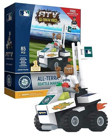 60c69c926 Amazon.com   Oyo Sportstoys MLB Seattle Mariners ATV Playset ...