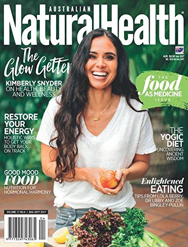 Australian Natural Health Magazine PDF