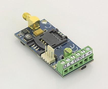 Mini combinador telefónico GSM a 2 canales para sistemas de ...