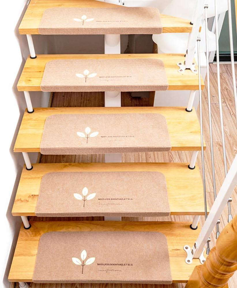 Lili Escalones, Alfombras De Paso Antideslizantes, Sistema De Iluminación Esteras De Paso Escalera, Apto para Escaleras, Decoración del Hogar (5 Piezas),Beige: Amazon.es: Hogar