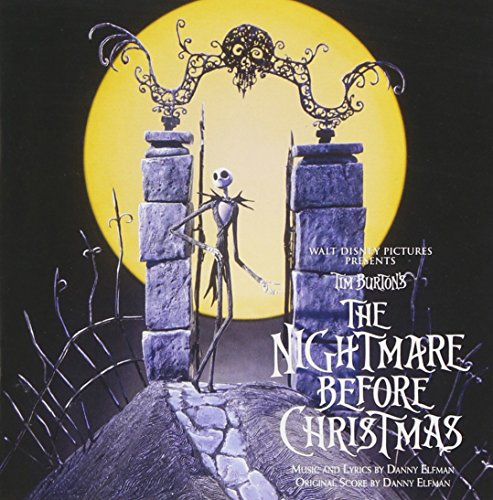 fall out boy paul reubens catherine o hara citizens of halloween patrick stewert tim burtons the nightmare before christmas amazoncom music - Nightmare Before Christmas Pics