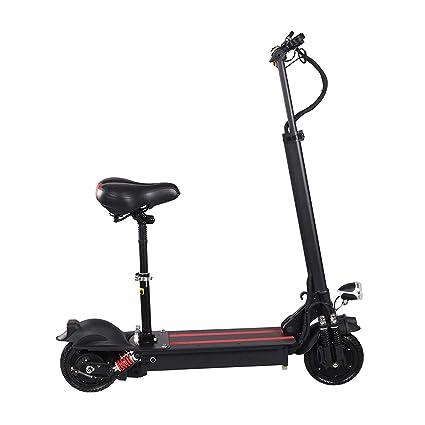 Z-HBMT Scooter Eléctrico para Adultos,Sistema De Frenos ...