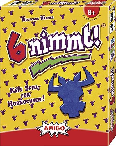 6 Nimmt! by Amigo