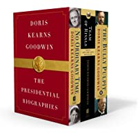 The Presidential Biographies: No Ordinary Time, Team of Rivals, the Bully Pulpit