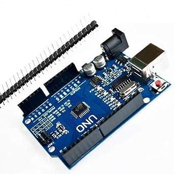 Amazon.com: UNO R3 ATmega328P Kit de desarrollo de placa ...