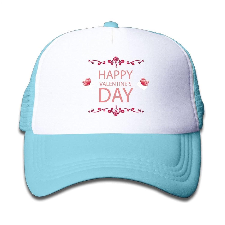 120f7aeb87a Caps VF4 Happy Valentine s Day Colortone Baby Boys Baseball Cap Infant  Trucker Hat