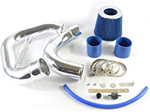 Intake Pipe Perfit formance Cold Air Intake Induction Kit With Filter fit for Mazda 3 2004 2005 2006 2007 2008 2009 2.0L/2.3L(blue)