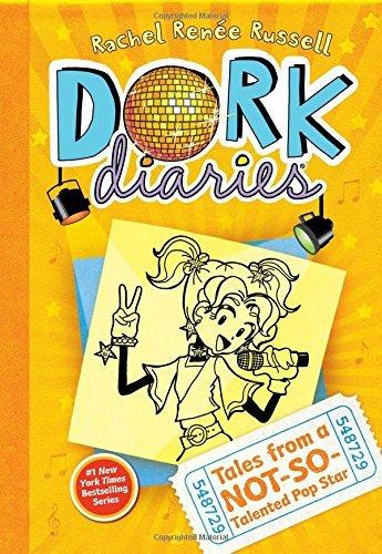 Tales from a Not-So-Talented Pop Star (Dork Diaries #3) by Rachel Ren?e Russell (2011-06-07)