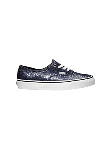 93e0297cb8d0 Amazon.com | Vans AUTHENTIC Womens Size 5.5 Shoe GLITTER GREY MICRO DOTS  Trainer | Shoes