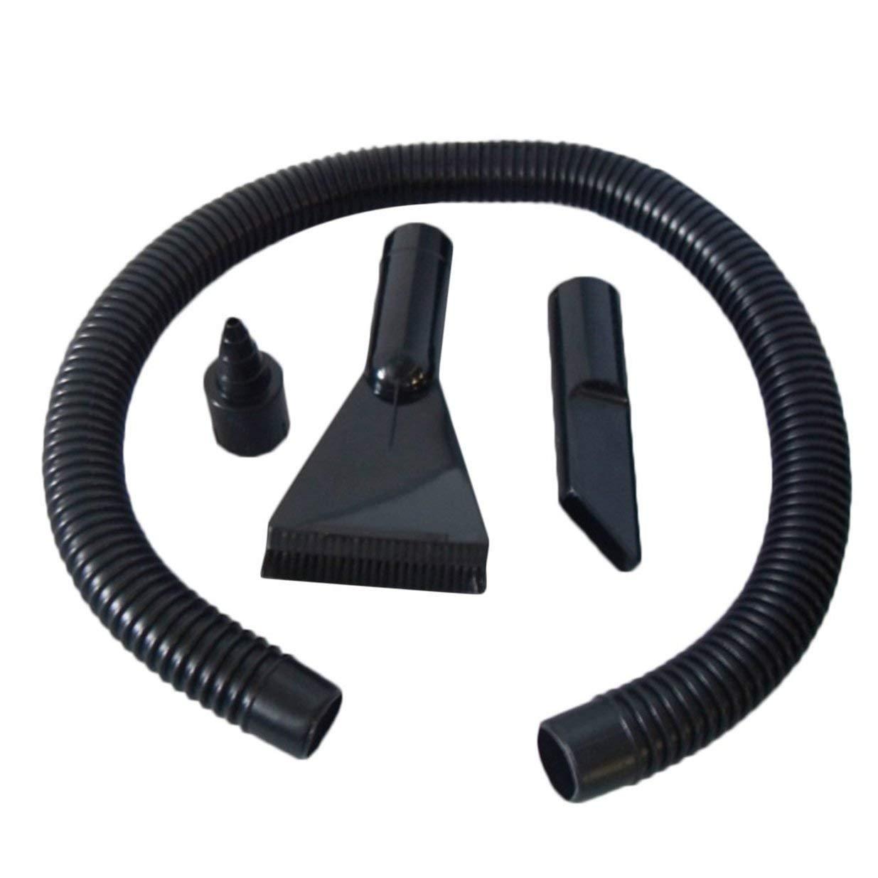 Sairis Aspirateur de Voiture Puissant /à Double Usage processus de Nettoyage Facile et sans tracas Double Usage Puissant Sec et Humide DC 12 V