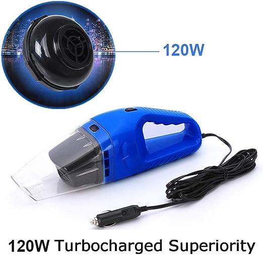 Car Vacuum Cleaner Aspiradora de Coche para aspiradora portátil de ...