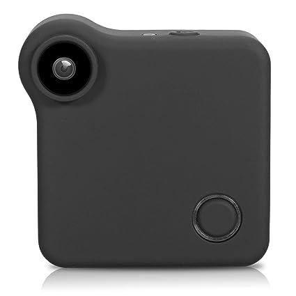 Tutoy WiFi 720P Mini Cámara Hd C1 IP Cam Inalámbrico Portátil Micro cámara Sensor de movimiento