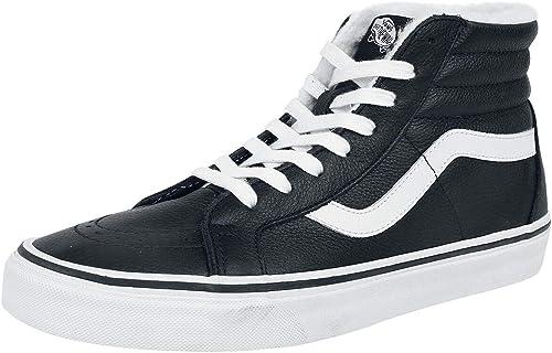 scarpe vans nete