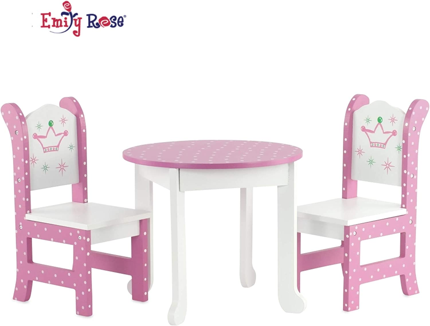 Amazon Com Emily Rose 18 Inch Doll Furniture For American Girl