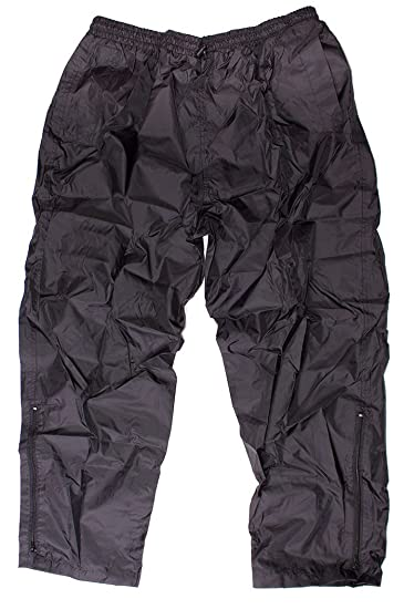 3fb3a07a08 Big Mens Espionage Waterproof Trouser In A Bag-8XL  Amazon.co.uk  Clothing