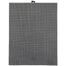 Bulk Buy: Darice DIY Crafts #7 Mesh Plastic Canvas Black 10.5 x 13.5 33900-20 by Darice Bulk Buy