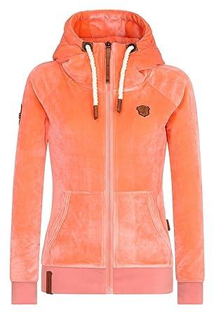 Naketano Women's Zipped Jacket Brazzo Mack IV Muschi, ...