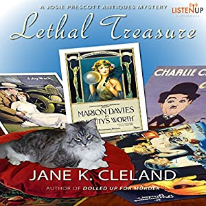 Lethal Treasure Audiobook