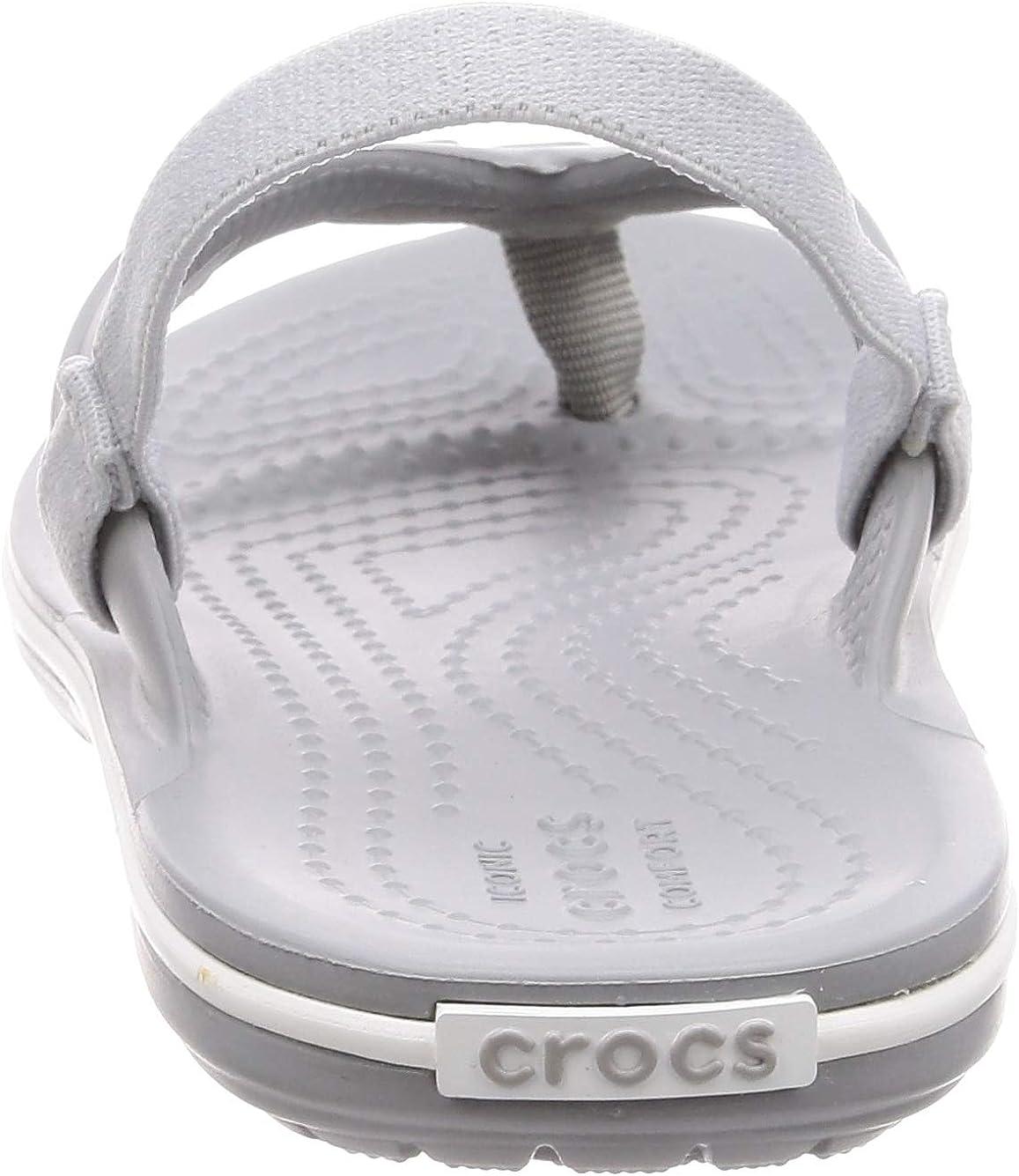 Crocs Crocband Strap Flip Tongs Mixte Enfant