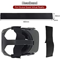 Diadema Con Diadema VR Para Oculus Quest, Cinta