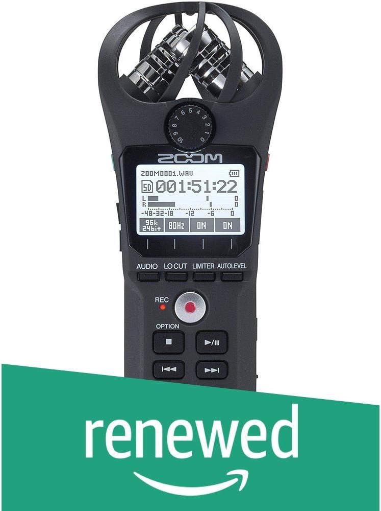 Handy Recorder Zoom H1n