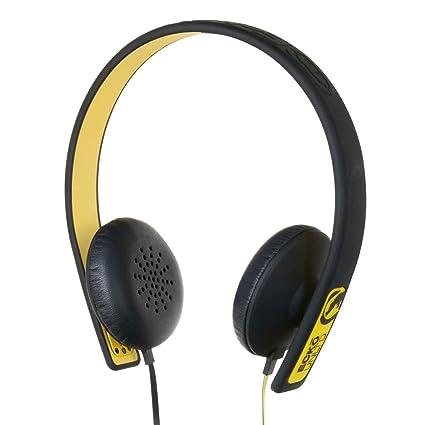 Ecko UNLTD Fusion Stereo Headphones - Yellow